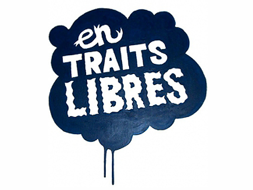 EN TRAITS LIBRES à la MGM