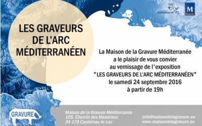 Graveurs de l'arc méditerranéen
