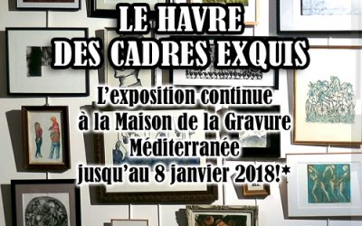 L'exposition continue !