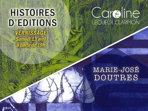 Histoire d'éditions du 13 avril-13 mai