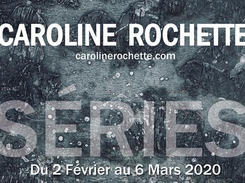 Exposition – Caroline Rochette
