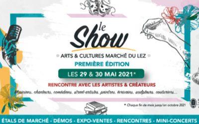 Marché du Lez 28 et 29 mai 2021